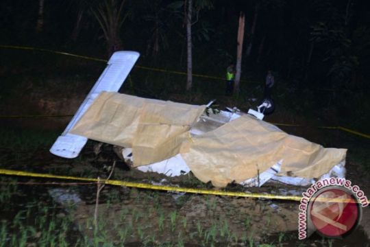 Dua pesawat kecil bertabrakkan di udara, tiga tewas di AS