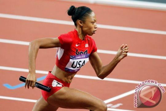 OLIMPIADE 2016 - Daftar peraih medali emas terbanyak atletik
