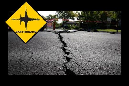 Gempa 5,9 SR guncang Sabang