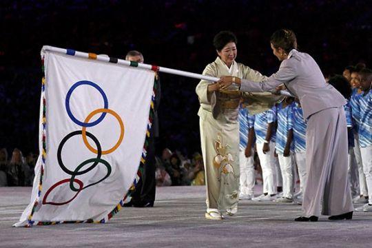 OLIMPIADE 2016 - Pesta di Maracana tandai berakhirnya Olimpiade