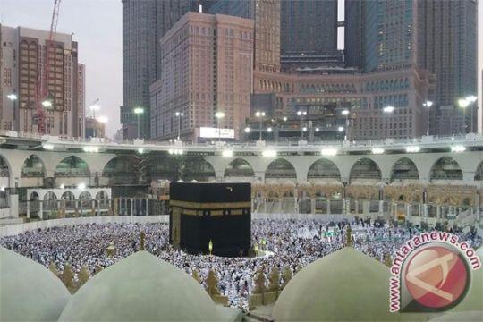HAJI - Sepekan jelang Armina 60 jamaah haji meninggal