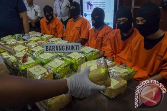 BNN Lampung tembak mati delapan pengedar narkoba