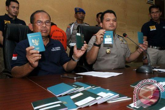 Bareskrim selidiki ribuan pemohon paspor fiktif