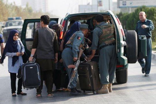 12 tewas dalam serangan di Universitas Amerika Afghanistan