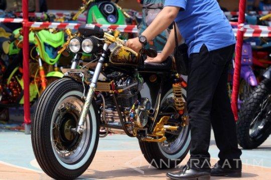 Mau modifikasi sepeda motor, ini yang perlu disiapkan
