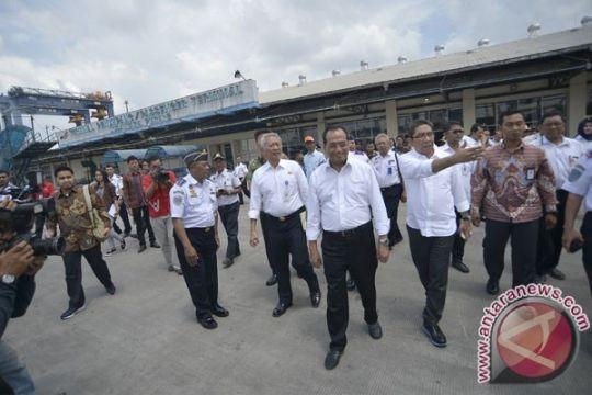 Kapasitas peti kemas Pelabuhan Tanjung Priok ditargetkan 11,5 juta teus