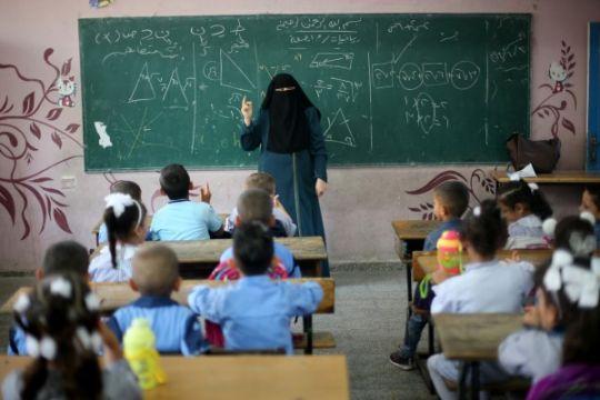 Sekolah di Tepi Barat diserang oleh pemukim Yahudi, kedua dalam sepekan