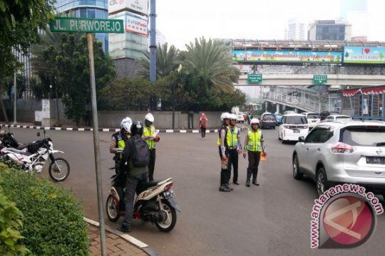 Legislator DKI sebut aturan ganjil-genap sepeda motor maju mundur