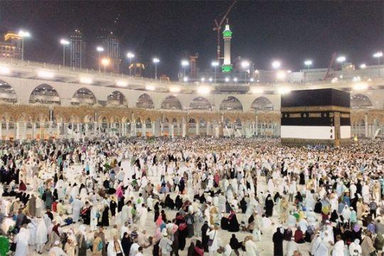 5.369 jamaah haji Batam sudah tiba di Tanah Suci