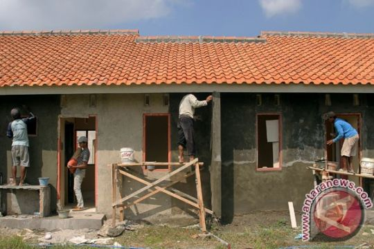 Pemerintah hitung ulang kebutuhan rumah murah