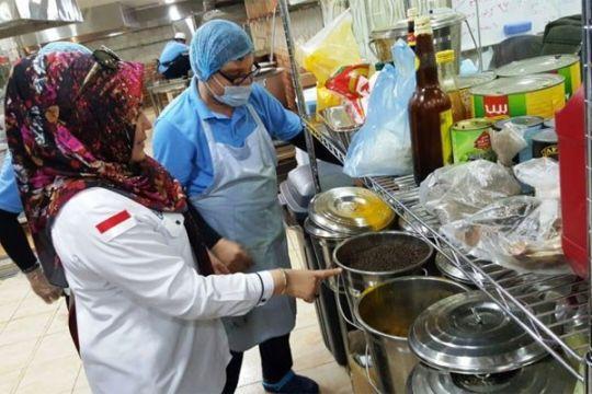 72 perusahaan katering layani jamaah haji Indonesia tahun ini