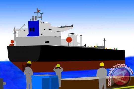 Lantamal IV Tanjungpinang tangkap dua kapal tanker asing