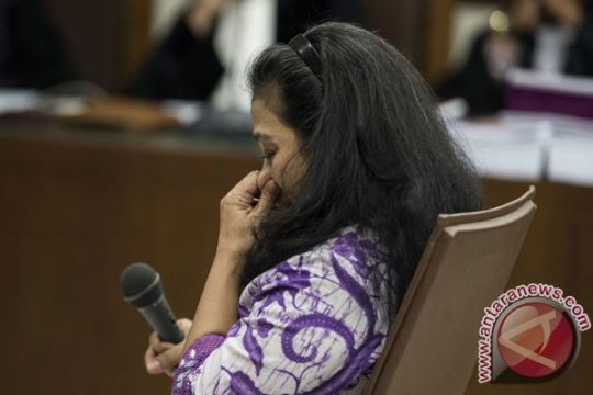 Damayanti minta maaf ke Megawati hingga konstituen