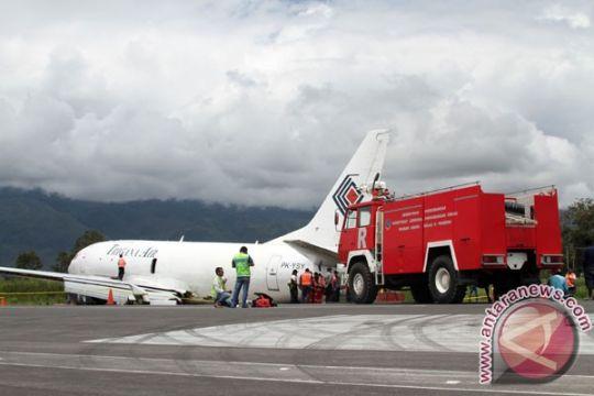 Trigana batalkan tiga penerbangan Jayapura-Wamena