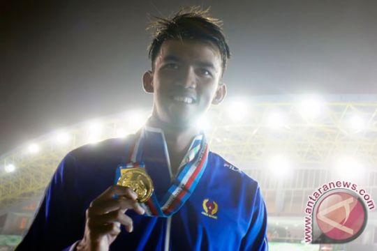 PON 2016 - Triadi Fauzi raih emas ketujuh