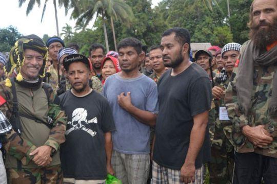 KJRI: lima TKI diculik berada di Sulu