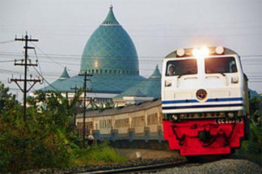 Okupansi kereta Daop VI melebihi 90 persen