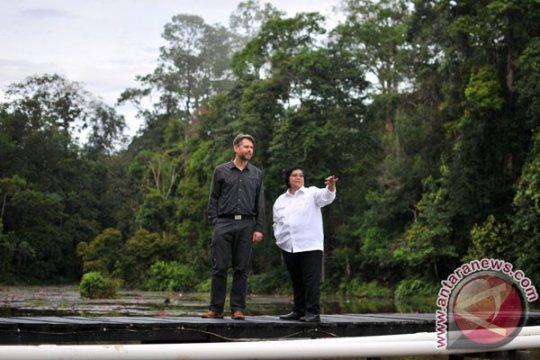 Pengelola hutan adat Jambi terima SK Presiden