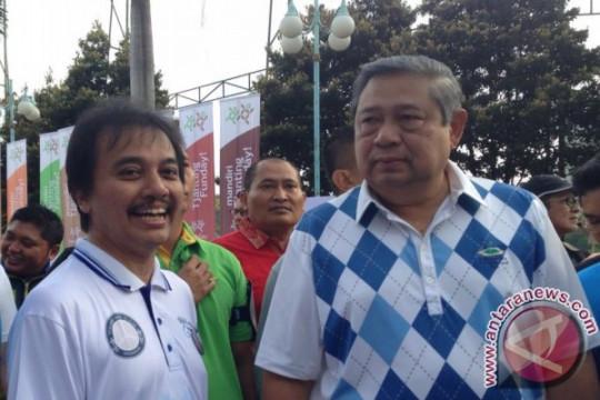 Roy Suryo sebut Demokrat dukung Prabowo-Sandiaga