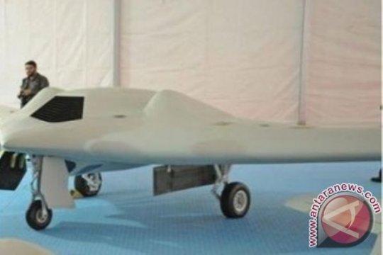 Pesawat nirawak gempur basis milisi Irak