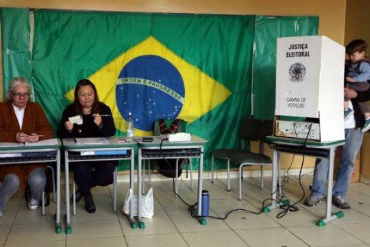 Brazil gelar pilkada di tengah lonjakan kasus COVID dan kekerasan