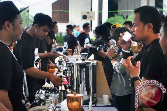Kedai kopi di Bogor terus menjamur