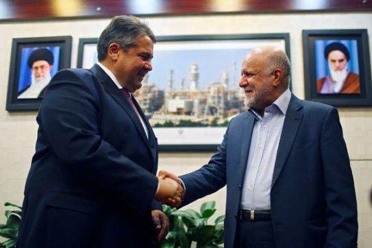 Menteri perminyakan bantah ketidak-sepakatan dengan Presiden Rouhani