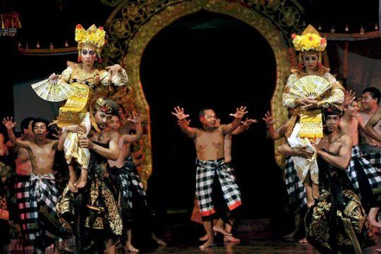 Antara doeloe: Penari Bali dipudji oleh pendiri teater balet Amerika