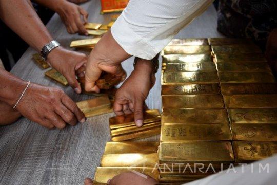 Polisi ringkus tiga penjual emas palsu di Solok Selatan