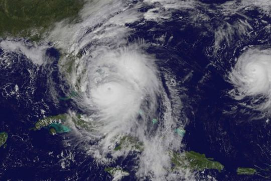 Badai Matthew tewaskan lebih dari 800 orang di Haiti