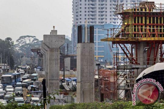 PT MRT Jakarta akan rekayasa lalin di Pasar Jumat