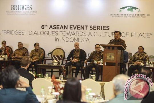 Wapres JK: Indonesia bisa jadi contoh perdamaian dunia