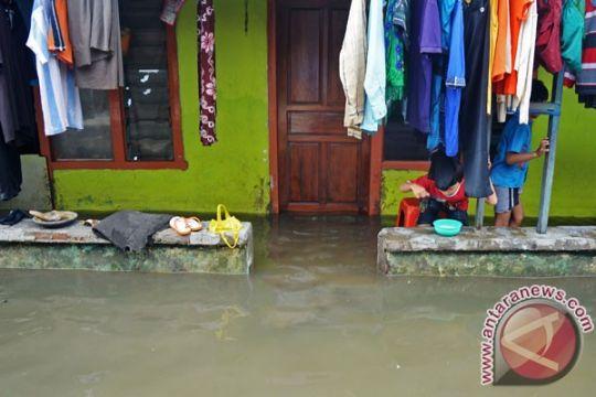 Sejumlah wilayah di Mojokerto diterjang banjir