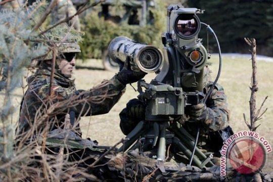 Tentara Jerman di Erbil Irak aman pasca serangan roket Iran