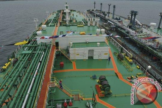 """Kargo LNG """"gross split"""" pertama Pertamina terkirim dari Sanga Sanga"""