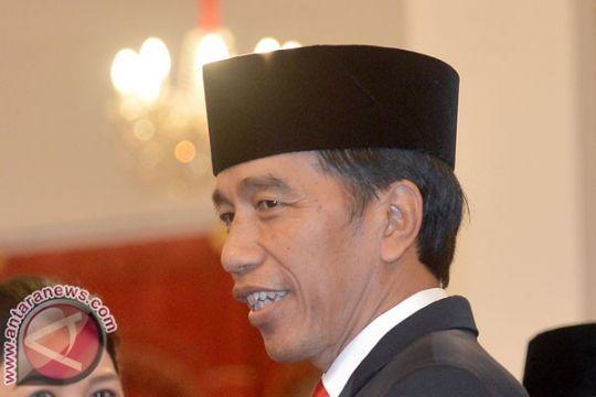 Presiden panen raya padi di Boyolali