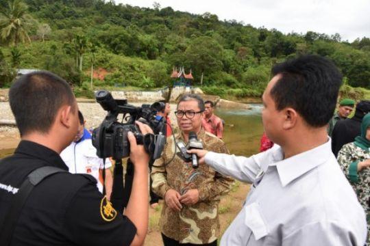 Legislator harapkan pemerintah bantu korban banjir Padang