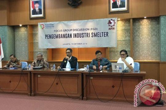 Kemenperin berkomitmen tingkatkan peran industri smelter