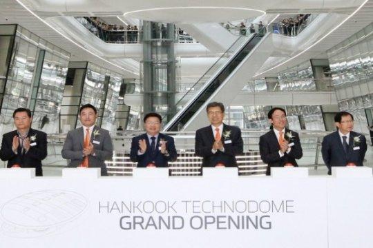 Hankook Tire punya pusat R&D Hankook Technodome