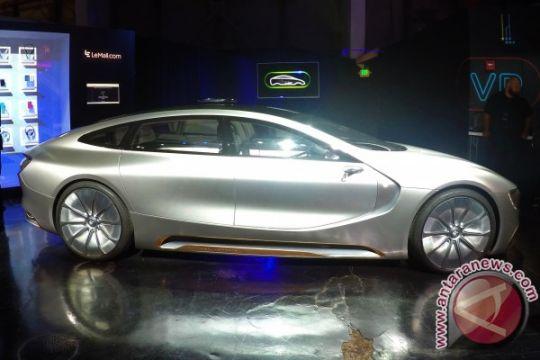 """LeSee Pro, mobil pintar listrik """"Transformers 5"""" dari LeEco"""