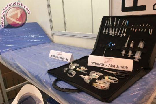 Produk alat kesehatan unjuk gigi di PPI