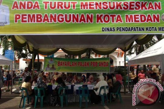 Warga Medan sampaikan dukungan untuk Ahok