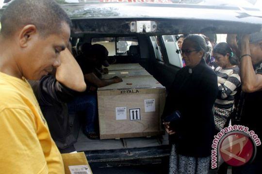 Jenazah TKI dari Hongkong tiba di Kupang