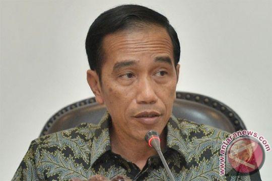 Presiden ancam laporkan proyek mangkrak ke KPK