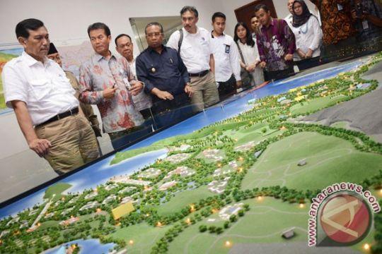 Menko Luhut: progres Mandalika Lombok luar biasa