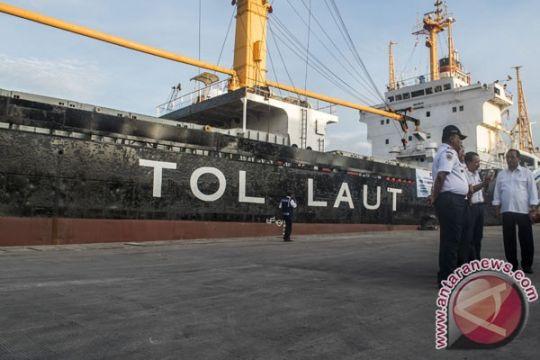 KCN: Program Tol Laut dapat turunkan biaya logistik