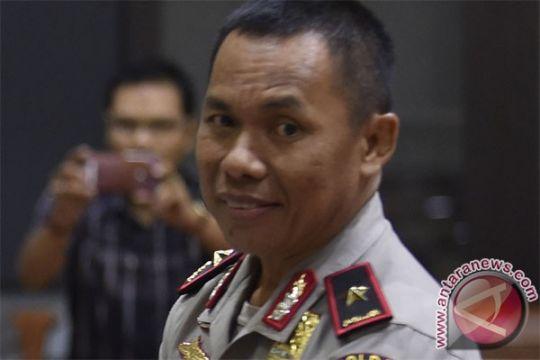 540 polisi siaga amankan Ibu Iriana Jokowi di Riau