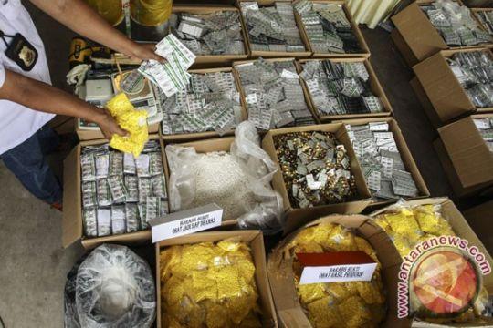 Di Sampit, BPOM sita 50.000 botol jamu palsu