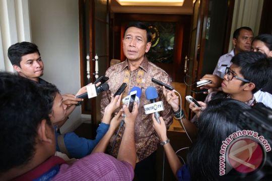 SBY datangi Kemenkopolhukam tidak bahas kasus Munir