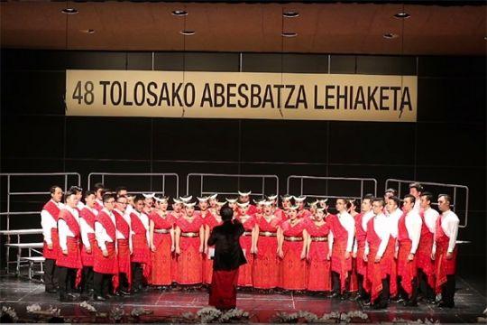 Paduan suara Indonesia ke final European Grand Prix in Choral Singing